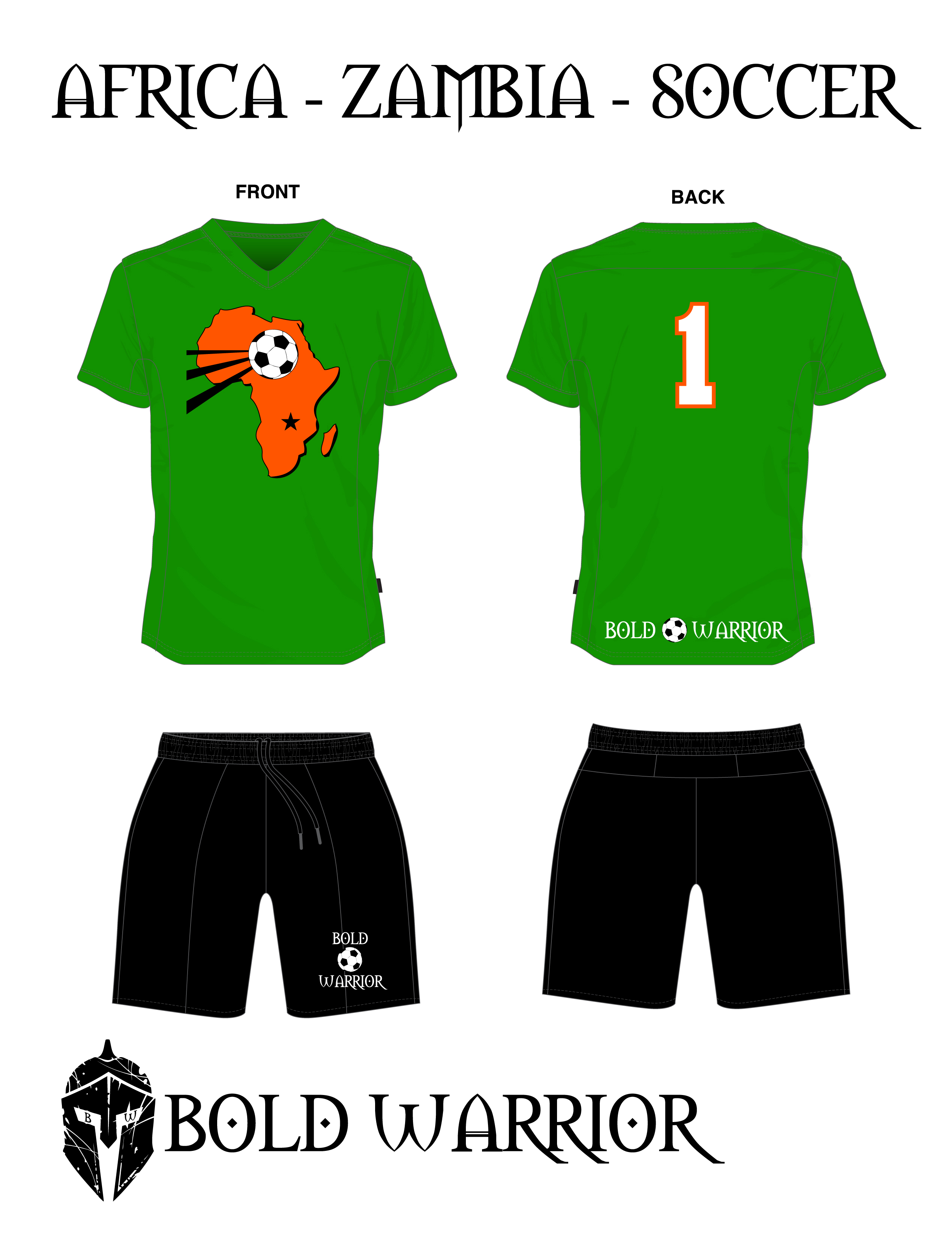 zambia_africa_soccer uniforms